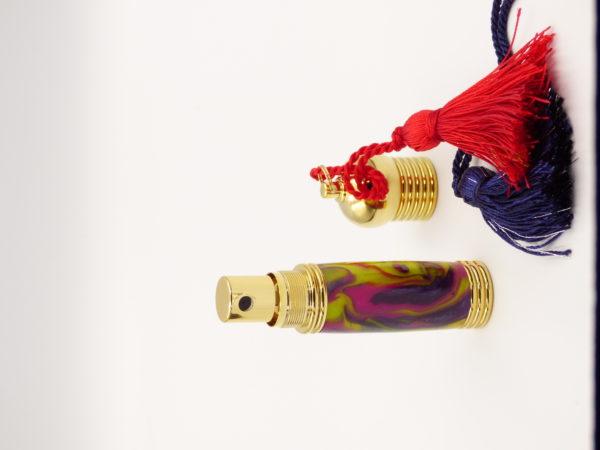 Vaporisateur de parfum de poche personnalisé-en résine